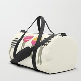 Dancing Feet Duffle Bag