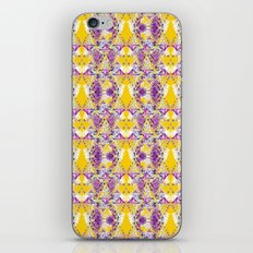 Rorschach Succulent - Colorway 2 iPhone & iPod Skin