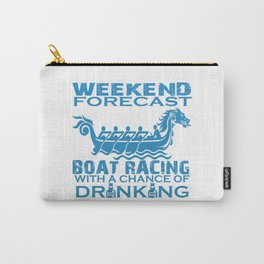 WEEKEND FORECAST BOAT RACING Carry-All Pouch