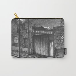 Entrance to the factory Carry-All Pouch