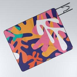 Matisse Pattern 010 Picnic Blanket