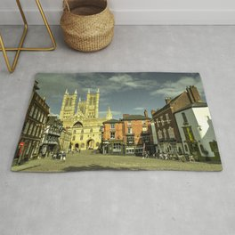 Lincoln Exchequergate Rug