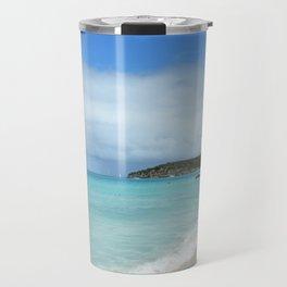 Antigua Beach Travel Mug