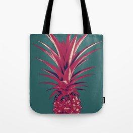 Pinky Pineapple Tote Bag