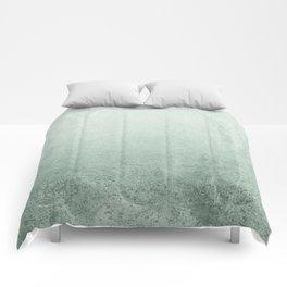 FADING GREEN EUCALYPTUS Comforters