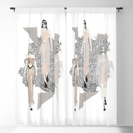Fashionary 9 Blackout Curtain