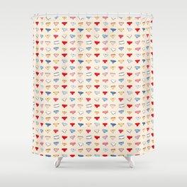 Panties ! Shower Curtain