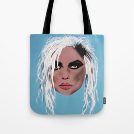 Lady of the eighties - Painting Tote Bag