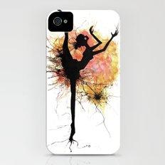 dancer iPhone (4, 4s) Slim Case