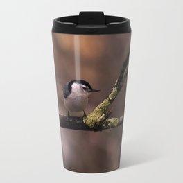 Neat Nuthatch Travel Mug