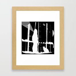 Midnight Call Framed Art Print