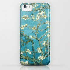 Almond Blossoms by Vincent van Gogh iPhone 5c Slim Case