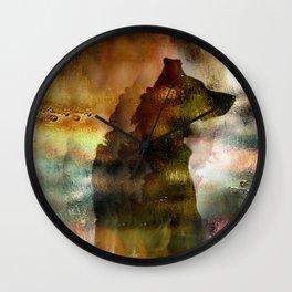 Kipper1 Wall Clock