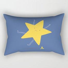 falling star Rectangular Pillow