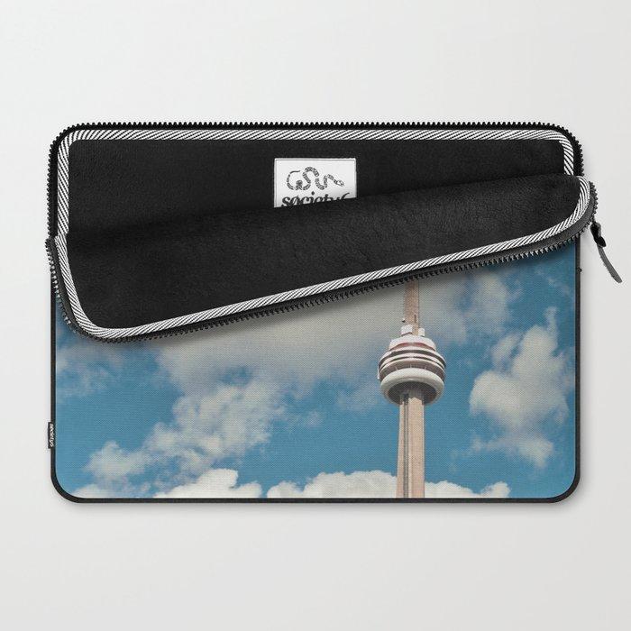 CN Tower... Laptop Sleeve