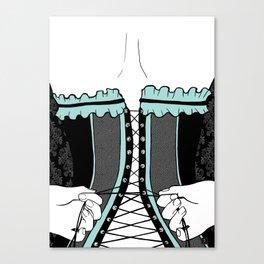 la femme 23 Canvas Print
