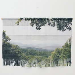 The Great Smoky Mountains Gatlinburg Tennessee Wall Hanging