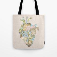 A Traveler's Heart (N.T) Tote Bag