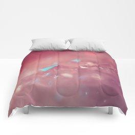 Crystallize Geometric Macro Dreams Comforters