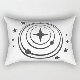 Elite Dangerous: Federation Rectangular Pillow