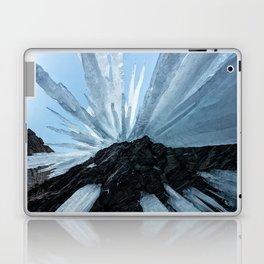 Sharp Cold Laptop & iPad Skin