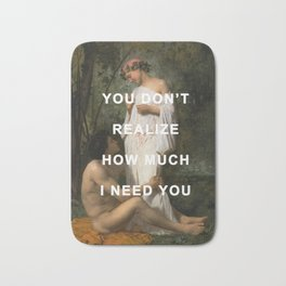 I Need Idylle Bath Mat