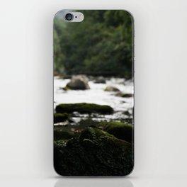 Dark River iPhone Skin
