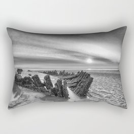 The SS Nornen Rectangular Pillow