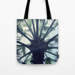 Tropical Tranquillity Tote Bag