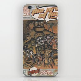 Army of Toys iPhone Skin