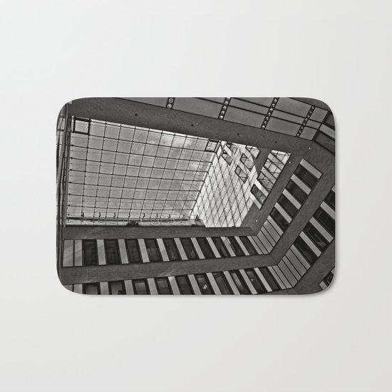 Modern Hamburg office building Bath Mat