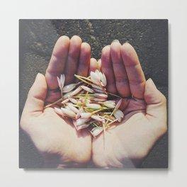 Smell Like Spring Spirit - Níjar Metal Print