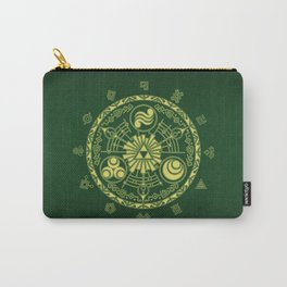 Zelda Triforce  Carry-All Pouch