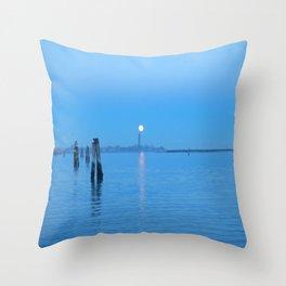 tramonti_veneziani Throw Pillow