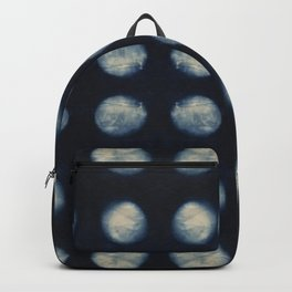 Shibori Moons Backpack