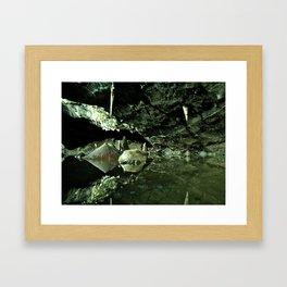 Cheddar Cheese Framed Art Print