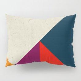 Geometric abstract Pillow Sham