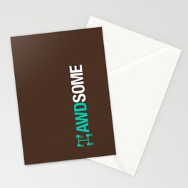 AWDSOME v3 HQvector Stationery Cards