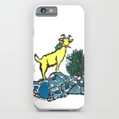 Goatie McGoatersons (colored version) iPhone 6s Slim Case