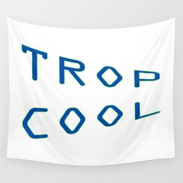 Trop Cool Wall Tapestry
