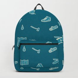Outdoor Icons Backpack