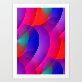 pattern and color -03- Kunstdrucke
