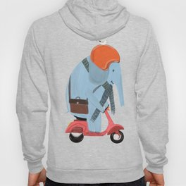 the elephant mobile Hoody