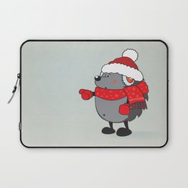 Is that Santa ?!? Laptop Sleeve