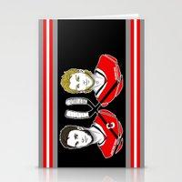 blackhawks Stationery Cards featuring Toews & Kane by Kana Aiysoublood