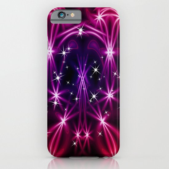 Abstract stars iPhone & iPod Case