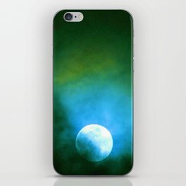 """Suspension Moon #64"" iPhone Skin"