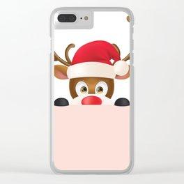 Rusa Clear iPhone Case
