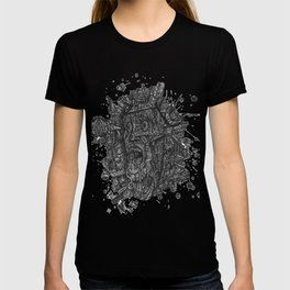 I'm Freaking Out Man!  Splat Version T-shirt