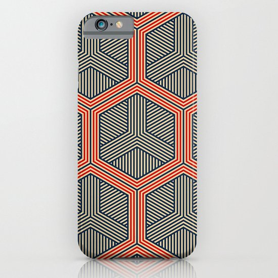 Hexagon No. 1 iPhone & iPod Case